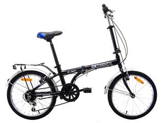 Bicicleta de Ciudad Plegable
