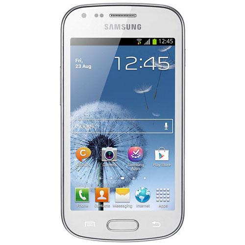 Samsung Galaxy Trend blanco por 149€ en lugar de 169€