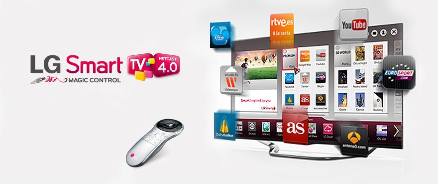 "LG 60LA740S LED 60"" Full HD 3D Smart TV"